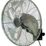 Falra szerelhető ventilátor