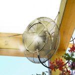 Felakasztható ventilátor